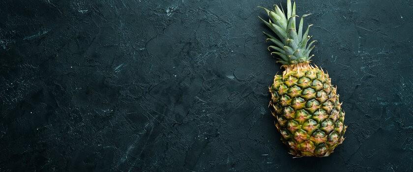 Ananas kontra COVID-19. Jak bromelaina zawarta w ananasie może pomóc w walce z koronawirusem?