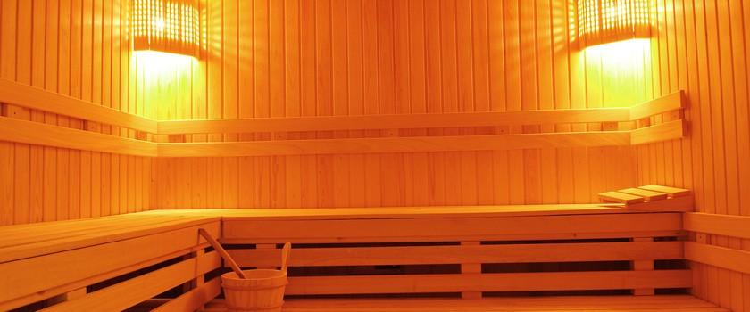 Sauna jest równie wyczerpująca jak ćwiczenia