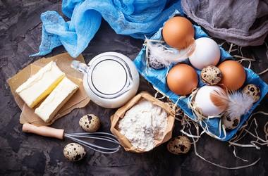 Wielkanoc dla alergików: bez mleka, jaj i pszenicy