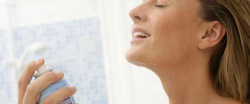 Woda termalna – ukojenie dla skóry