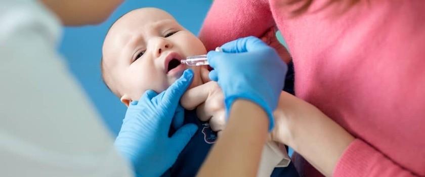 Szczepionka przeciwko rotawirusom – charakterystyka, cena, skutki uboczne