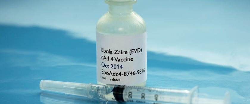 Szczepionka przeciwko eboli jest bezpieczna