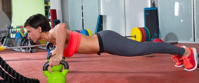 Cross fit - trening (nie tylko) dla twardzieli