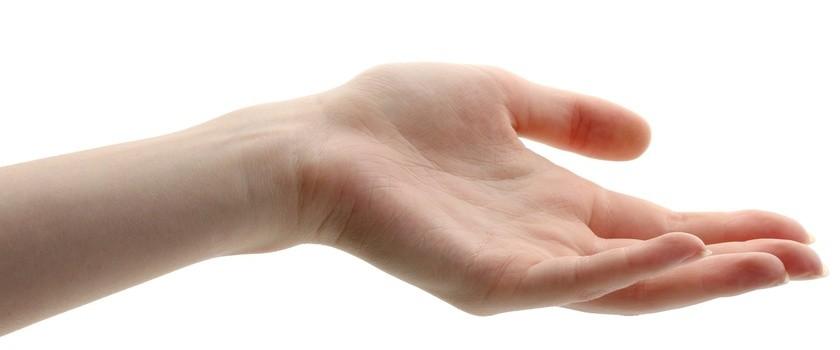 Ćwiczenia na cierpnięcie rąk