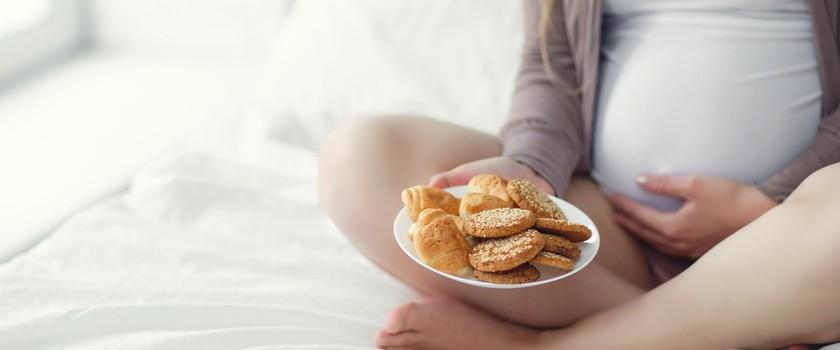 Nadmiar cukru w ciąży może obniżać zdolności dziecka