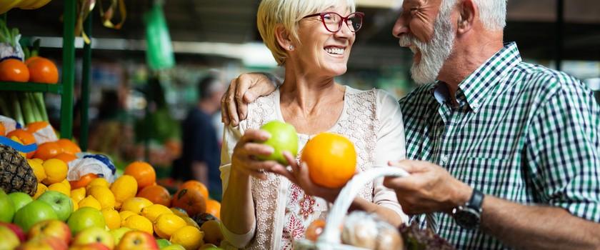 Żywienie medyczne dla seniorów