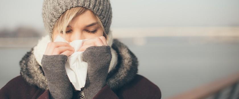 Przeziębienie podczas ferii? To musisz mieć w apteczce