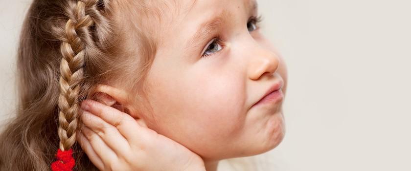 Zapalenie ucha środkowego u dzieci i dorosłych - objawy i leczenie