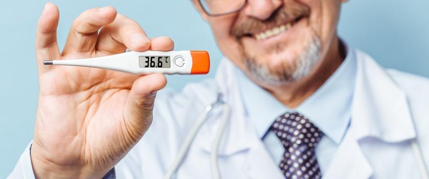 Jaka jest prawidłowa temperatura ciała u człowieka? Dlaczego nie musi to być 36,6°C?