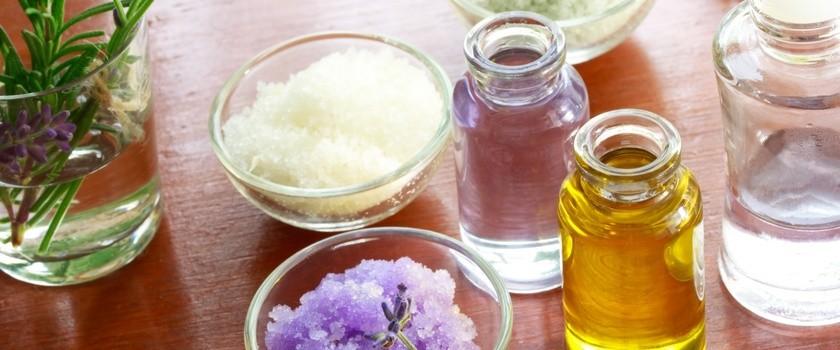 Zmysłowy masaż - aromatyczne olejki zapachowe