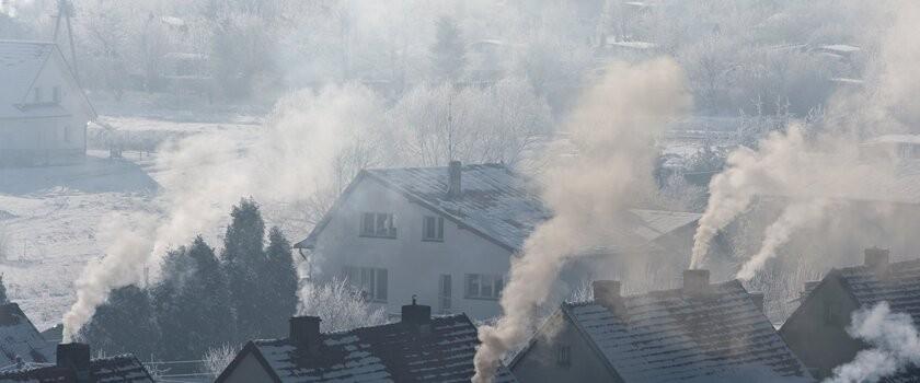 Zanieczyszczone powietrze jest zabójcze dla dzieci