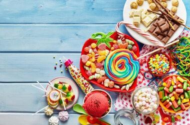 Nadmiar słodyczy w diecie upośledza ośrodek nagrody w mózgu