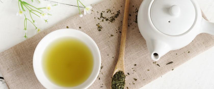 Składnik zielonej herbaty pomaga sercu i mózgowi
