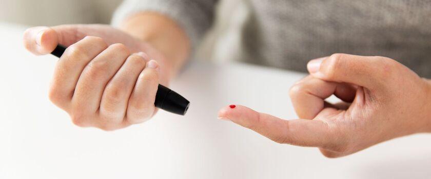 Inteligentny plaster dla cukrzyków