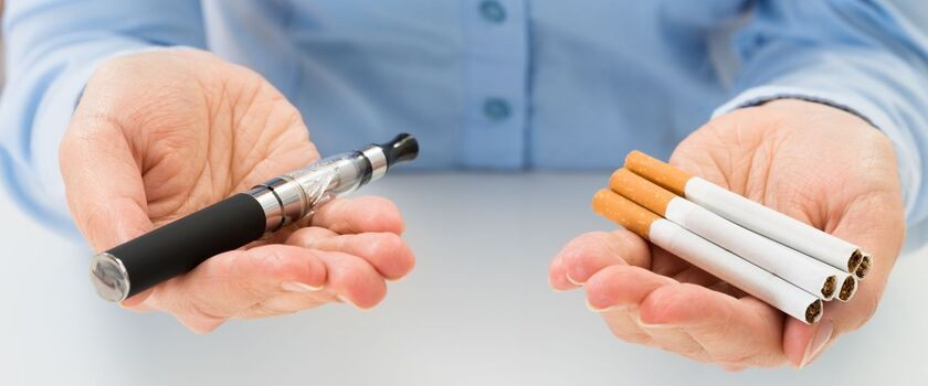 Czy e-papierosy rzeczywiście pomagają rzucić palenie?