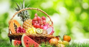 Owoce wczesnego lata