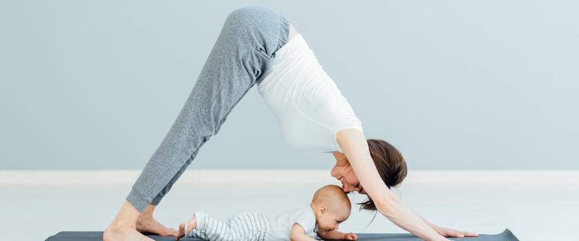 Jak schudnąć po ciąży?