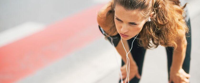 Ludzie ze słabą kondycją fizyczną żyją krócej