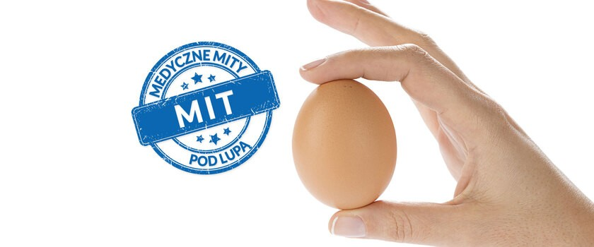 Jajko to bomba cholesterolowa