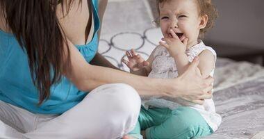 Gdy chore dziecko marudzi, postaraj się je zrozumieć