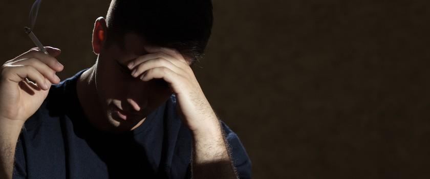 Palenie papierosów może powodować depresję