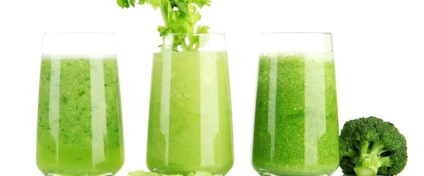 Przegląd zielonych warzyw — część 3