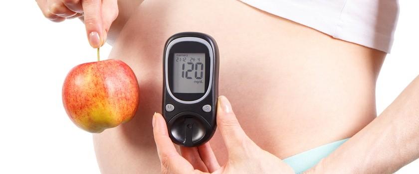 Cukrzyca ciążowa - objawy, dieta i normy cukru