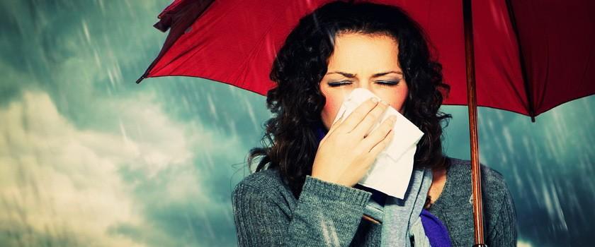 Jak się nie dać przeziębieniu?
