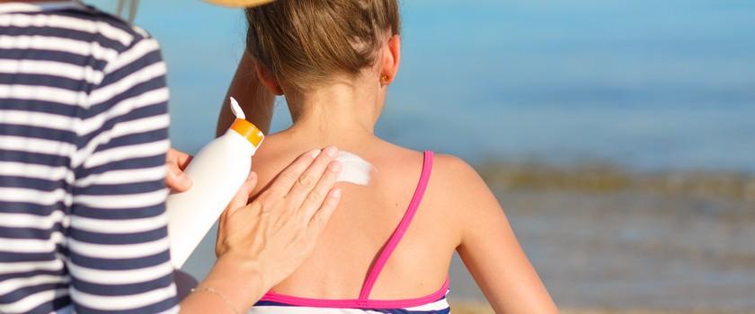 Bezpieczne opalanie - pielęgnacja skóry, kosmetyki