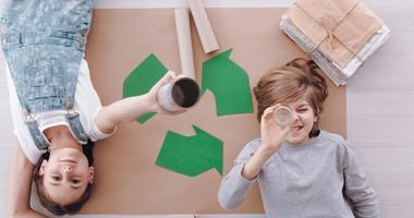 Jak nauczyć dziecko bycia eko?