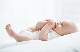 Rozwój dziecka — 6. miesiąc życia