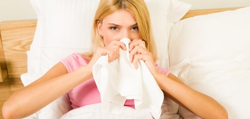 Przeziębieni latem?