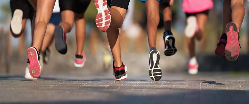 Bieganie jest zdrowe, niezależnie od czasu trwania i dystansu