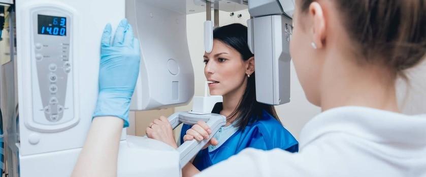 RTG głowy (czaszka, oczodoły, stawy, nos) – wskazania i przeciwwskazania do badania