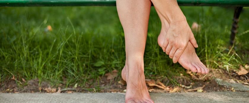 Ciężkie nogi - co może być przyczyną?