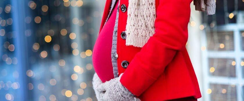 Ciąża zimą – jak przetrwać ciążę w zimowej aurze?