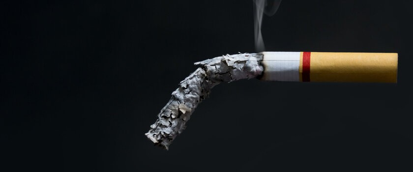Kaszel palacza