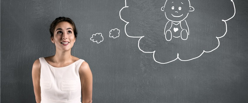 1. tydzień ciąży – pierwsze objawy i zmiany