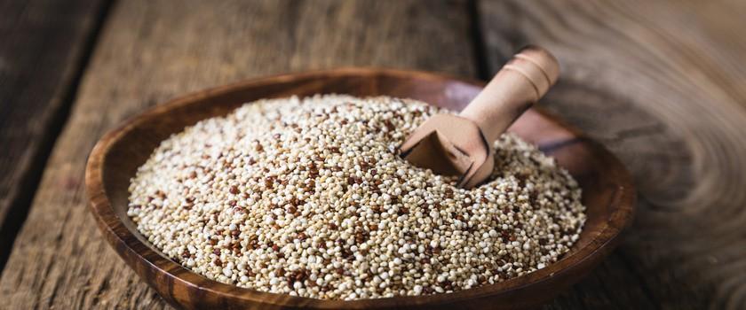 Komosa ryżowa (quinoa) – właściwości, wartości odżywcze i przykładowe przepisy