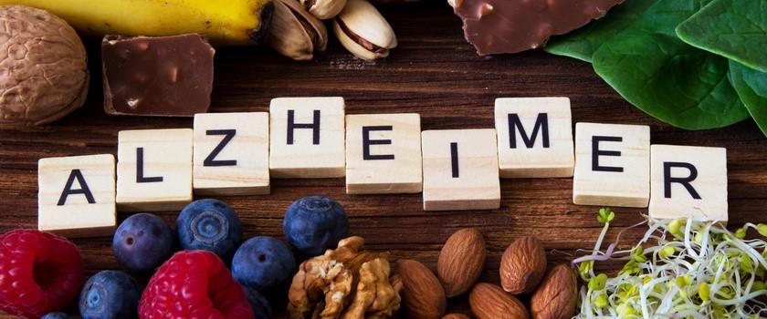 Właściwa dieta może wspomagać leczenie Alzheimera
