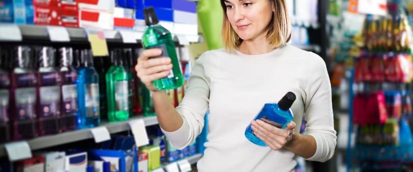 Jak wybrać najlepszy płyn do płukania ust?