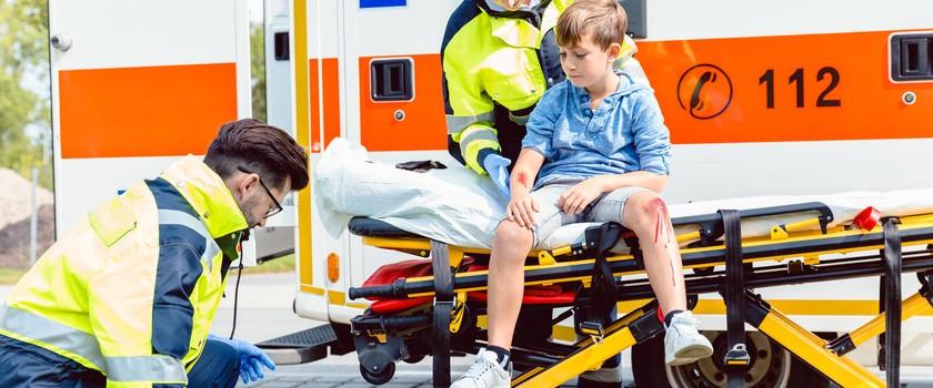 RODO a nagły pobyt dziecka w szpitalu