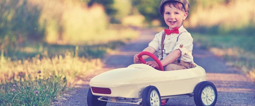 Jak poradzić sobie z chorobą lokomocyjną u dziecka?