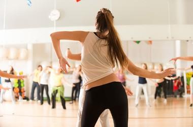Taniec leczy