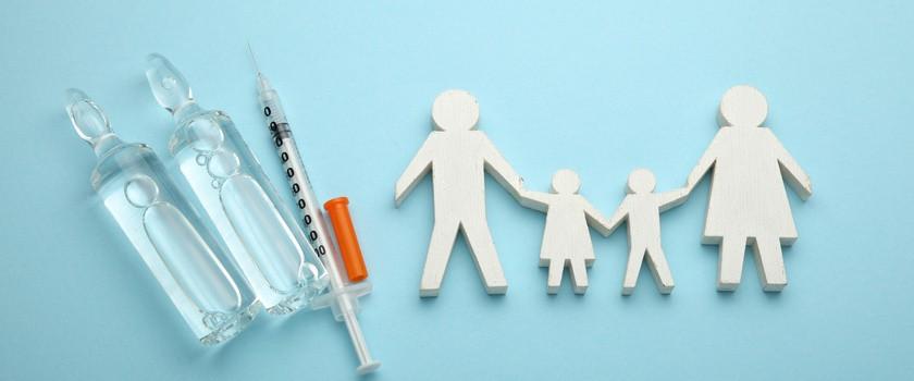 Zagrożenia wynikające z nieszczepienia dzieci
