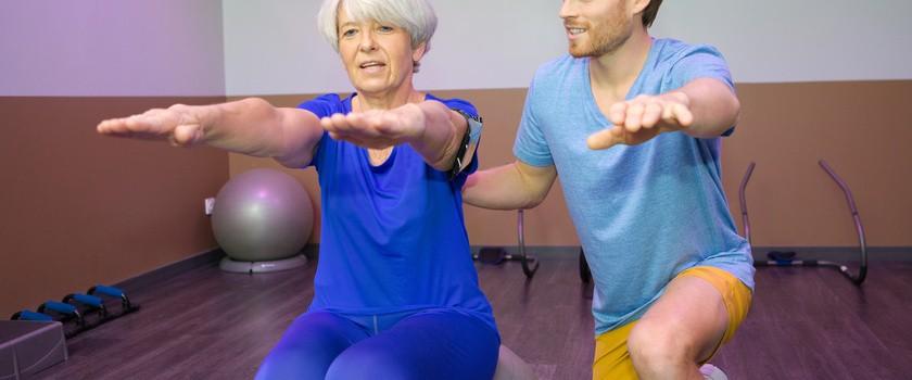 Kinezyterapia (leczenie ruchem) - co to jest i na czym polega?