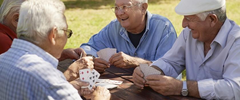 Granie w gry planszowe chroni przed demencją i chorobą Alzheimera
