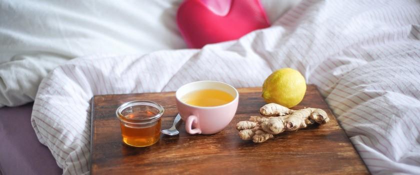 Domowe i naturalne sposoby na przeziębienie