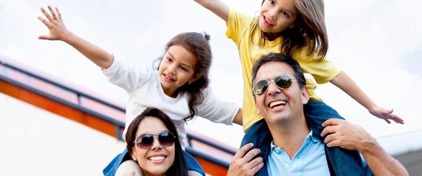 Podróż z dzieckiem nie musi być udręką