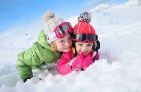 Zimowa ochrona skóry maluszka